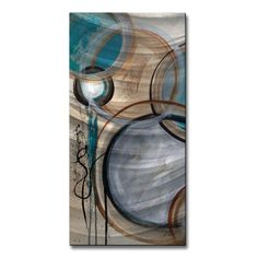 Congestion by Ruth Palmer Metal Wall Art