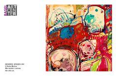 KATIA MUÑOZ : HAPPINESS IN BASEL ART CENTER