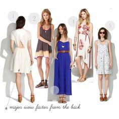 flowy dresses
