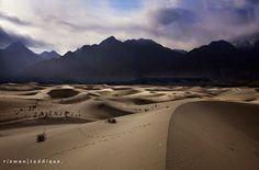 Skardu Desert