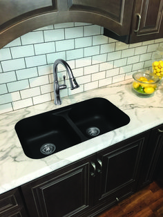 Yes Laminate Countertops Love Undermount Sinks