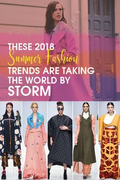 This years fashion: Designers showed us how they got back to the basics—primary colors. Let's take a look at the statement pieces shown on the catwalk.