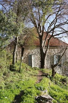 Discover Lebanon Image Gallery / Old houses / House in Kfour Country Homes, Country Life, Lebanon Culture, Mount Lebanon, Beirut Lebanon, Old Buildings, Heaven On Earth, Traditional House, Homeland
