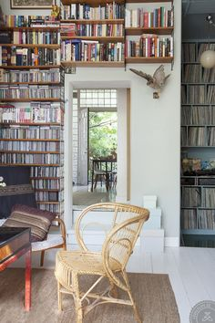 Casas de Bloggers: Cate de Another Side of this life