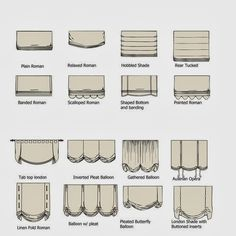 Design Chic: Things We Love: Roman Shades