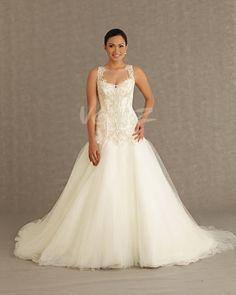 Veluz Sabine - Wedding Dresses Bridal Gowns,Prom Dresses On Sale Wedding Dress 2013, Sheer Wedding Dress, Wedding Dresses With Straps, Stunning Wedding Dresses, Prom Dresses For Sale, Dresses 2013, Bridal Gowns, Wedding Gowns, Ivory Wedding