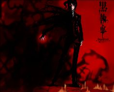 Black Butler Sebastian Demon Form   reblogged 2 years ago from sdmichaelis 51 notes