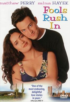 New York film locations from the movie Fools Rush In starring Salma Hayek and Matthew Perry. Best Romantic Comedies, Romantic Movies, Salma Hayek, Great Films, Good Movies, Famous Movies, Iconic Movies, Love Movie, Movie Tv