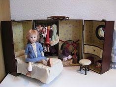 bleuette room box - Google Search