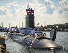 USS John Warner commissioned | Maritime news | VesselFinder