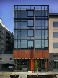 art stable, seattle - olson kundig architects