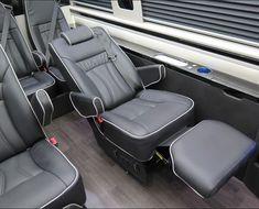 VW TRANSPORTER T6 CALIFORNIA 2ND ROW SINGLE WATERPROOF GREY SEAT COVER SET