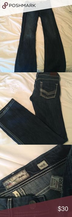 Buckle jeans Worn a few times, but they look almost brand new Buckle Jeans Boot Cut