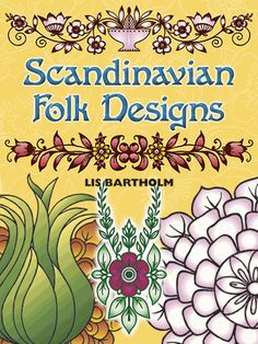 With 155 traditional motifs to choose from — all adapted by noted Danish designer Lis Bartholm — today's artists and craftspeople can re-create many of the lovely patterns that ornamented domestic furnishings generations ago.