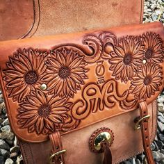 Home - Brand Leather Carving, Leather Tooling, Tooled Leather, Leather Bags, Getting Up Early, Horse Saddles, Silver Work, Staying Positive, Get Up