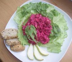 Recept Letní salátek z červené řepy od eliska - Recept z kategorie Předkrmy Cabbage, Vegetables, Food, Essen, Cabbages, Vegetable Recipes, Meals, Yemek, Brussels Sprouts