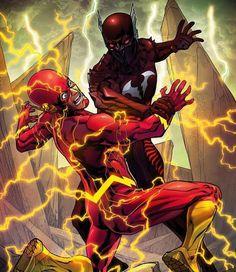 The Flash vs Red Death! #comicsandcoffee