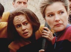 Great Love Stories, Love Story, Captain Janeway, Kate Mulgrew, Fandom Crossover, Star Trek Voyager, Orange Is The New Black, Sci Fi Fantasy, Female Characters