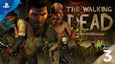 [Video] The Walking Dead: A New Frontier - Episode 3 Launch Trailer   PS4 #Playstation4 #PS4 #Sony #videogames #playstation #gamer #games #gaming