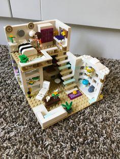 Legos, Easy Lego Creations, Lego Police, Lego Furniture, Lego Creative, Micro Lego, Lego Room, Lego Minecraft, Lego Design