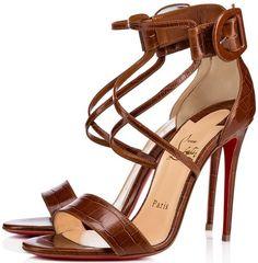 Christian Louboutin Choca sandals