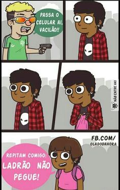 Ladrão: do you think I didn't watch your show? Ghetto Humor, Memes Humor, Funny Memes, Memes Top, Bts Imagine, Best Memes, Comic Strips, Geek Stuff, Cool Stuff