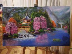 70x120x tuval üzeri yağlı boya Painting, Painting Art, Paintings, Painted Canvas