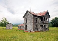 Old House, Frost, WV by Brad Wilson, DVM, via Flickr