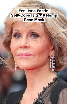 We'll use whatever she's using. #JaneFonda   All products featured on Glamour are independently selected by our editors. However, when you buy something through our retail links, we may earn an affiliate commission. Jane Fonda, Celebrity Beauty, Self Care, Hemp, Glamour, This Or That Questions, Celebrities, Makeup, Face