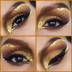 A closer look at my current Halloween makeup tutorial with Makeup Geek Vegas . - A closer look at my current Halloween makeup tutorial with Makeup Geek Vegas … – … - Greek Makeup, Greek Goddess Makeup, Egyptian Makeup, Greek Goddess Costume, Goddess Halloween Costume, Makeup Geek, Eye Makeup Remover, Makeup Brushes, Makeup Primer