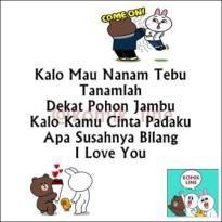 bilang aja i love you