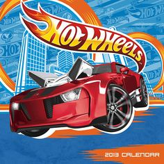 Hot Wheels  Wall Ca Dar