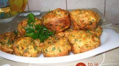 Čo zo starším pečivom? Upečte si fantastické slaninové knedle vo forme na muffiny!