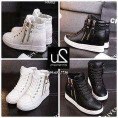 """Các ngôi sao chân dài """"hái ra tiền"""" đi giày tăng chiều cao nữ sneaker hàn quốc siêu đẹp3"""