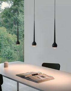 Interior Exterior, Interior Design, Design Design, Modern Lighting Design, Modelos 3d, Tobias, Light Fittings, Hanging Lights, Home Collections