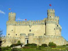 Castillos y Torres de España