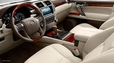 Photo Lookbook: Full Screen Images of 2013 Lexus GX 460 Luxury SUV