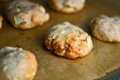 Gluten-Free Apple Breakfast Cookies  http://glutenfreeonashoestring.com/apple-breakfast-cookies/