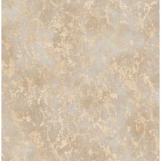 Wrought Studio Tyann Faux Marble L x W Wallpaper Roll Color: Beige Wrought Studio Get the look of marble with the intriguing copper design. A classy touch for walls, this wallpaper roll will make any room look polished. Beige Wallpaper, Embossed Wallpaper, Wallpaper Panels, Wallpaper Samples, Textured Wallpaper, Wallpaper Roll, Textured Walls, Silver Gold Wallpaper, Bathroom Wallpaper Gold