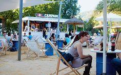 Spent my summer here in 1973.  Postkarte aus Bregenz: Die Riviera am Bodensee (Text: Dietrich Roeschmann; Fotos: Martin Mischkulnig) Heft 14
