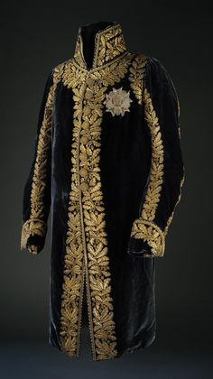 Michel Ney (1769-1815) 's Imperial Marshal ceremonial attire, ca. 1804