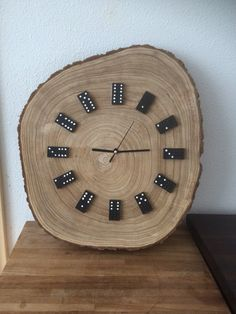 Domino clock                                                                                                                                                                                 More