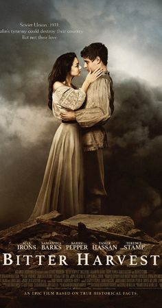 2/3/17  How have I not heard about this movie!!  Historical Drama set in Ukraine during Stalin's reign  Epic movies like this should be seen on the big screen wouldn't you agree? Due February 24th