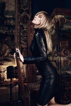 Delta Goodrem; Vogue Australia, July 2012