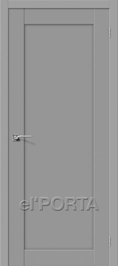 The Door Factory Elporta Model Porta 5 White Interior Doors