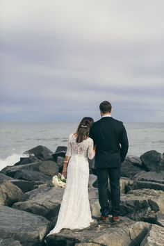 Happily Ever After Beach Wedding