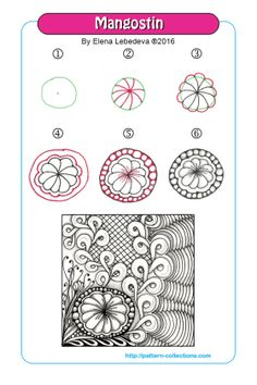 Patterns using Orbs/Circles – pattern-collections.com