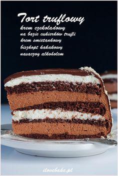 Tort truflowy - I Love Bake