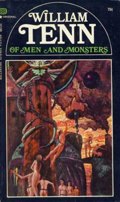 Ballantine Books - Of Men and Monsters - William Tenn