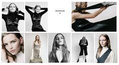 EDGAR BERG · HANNAH V. // Edgar Berg photographed the model Hannah V c/o M4models. Fashion Stylist: Arkadius Giesek c/o 21Agency. Hair & Make-up by Nadine Thoma c/o Nina Klein.